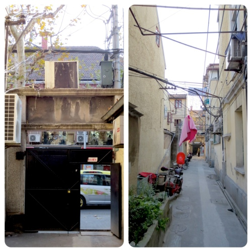 Shanghair French Conces Alleys