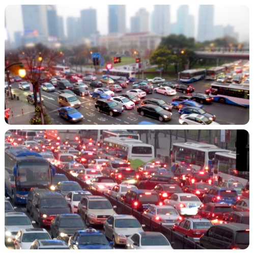 traffic-diptych