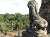 The view from Pre Rup.