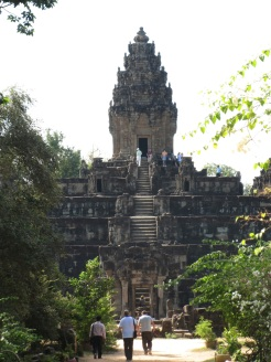 Bakong Temple.
