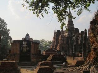 Sukhothai, Wat Mahathat (13th c.).