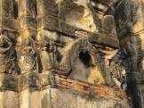 Sukhothai, Wat Si Sawai detail.