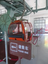 Chairlift Mao.