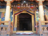 The entrance to the main temple.