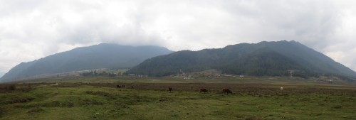 Black Crane Valley