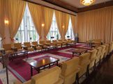 One of the many formal rooms for receiving guests and diplomats.